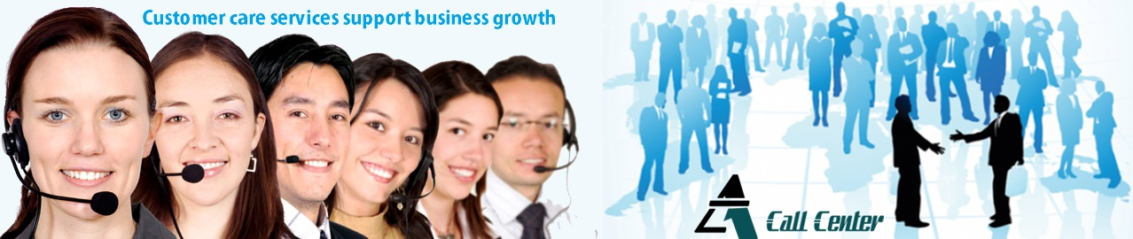 Customer care services support business growth
