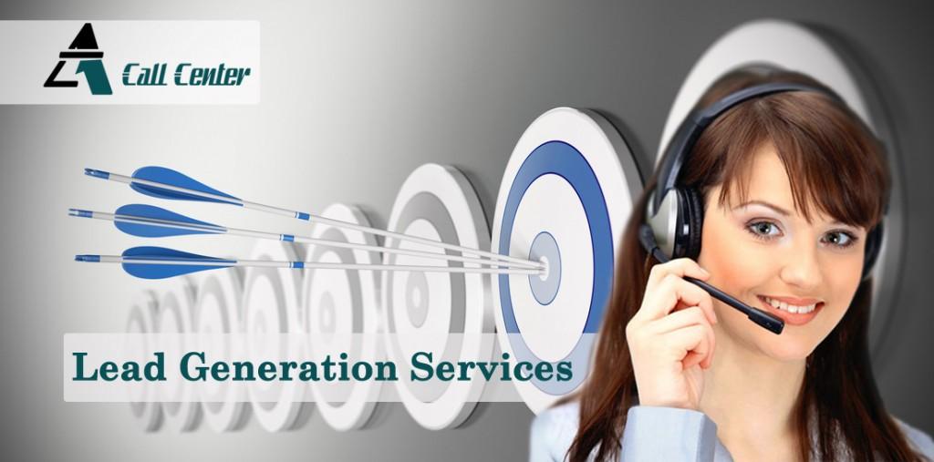lead generation business concept
