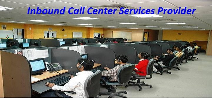 inbound call center process provider