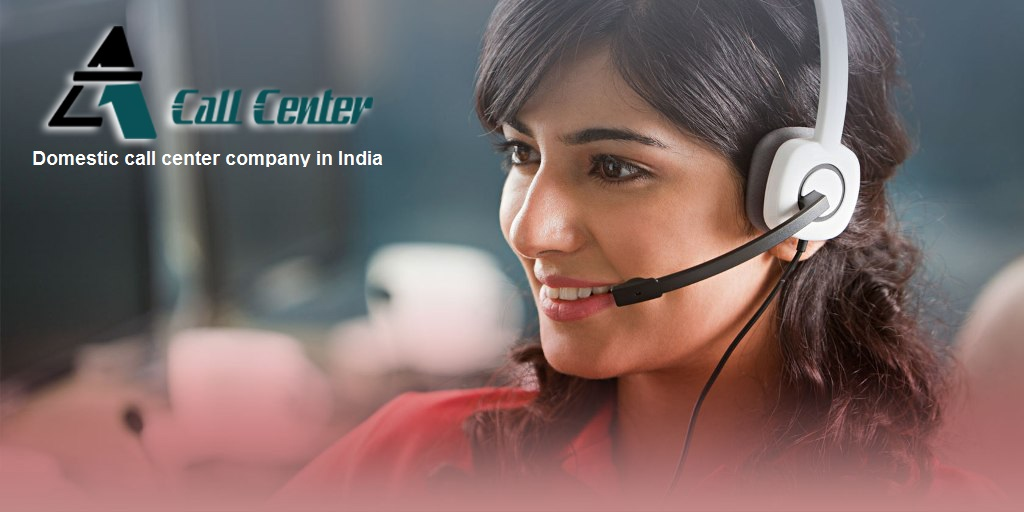 Domestic call center company in India