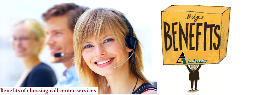 Pros of choosing call center services India